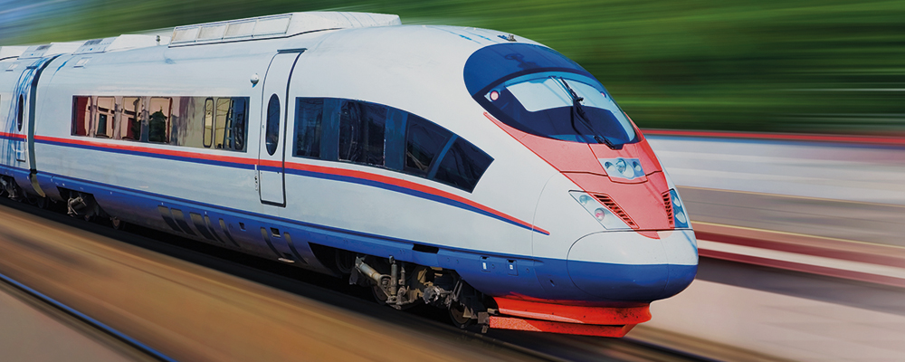 รถไฟราง